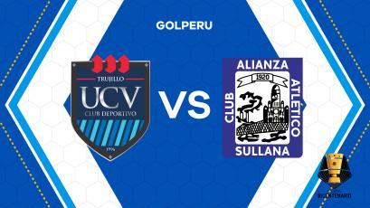 Copa Bicentenario: César Vallejo se mide ante Alianza Atlético
