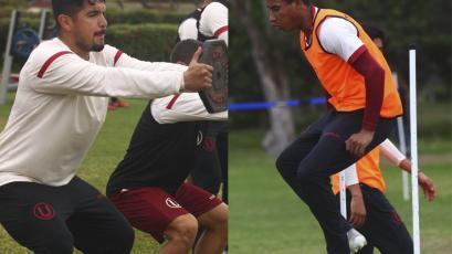Universitario de Deportes: Juan Manuel Vargas y Adan Balbín no jugarán ante Sport Huancayo