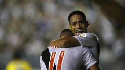 Vasco Da Gama ganó y clasificó a la tercera fase de la Copa Libertadores