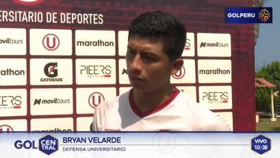 Bryan Velarde: