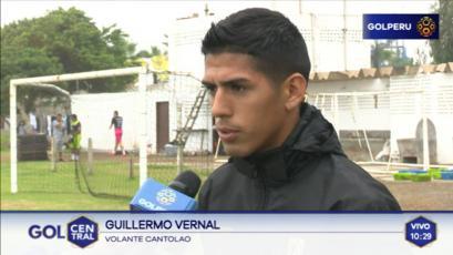 Guillermo Vernal: