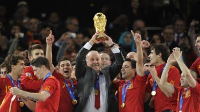 Selección Española: Vicente del Bosque, un DT al que nunca le encontraron sustituto