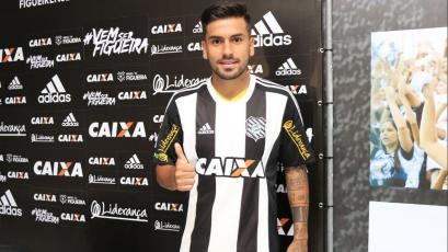 Victor Cedrón fue presentado de forma oficial en el Figueirense