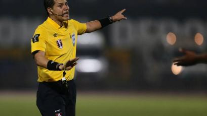 Copa Movistar: Víctor Hugo Carrillo arbitrará la segunda final