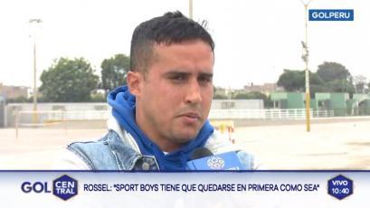 Víctor Rossel: