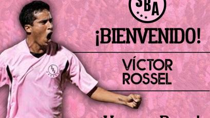 Sport Boys le dio la bienvenida a Víctor Rossel