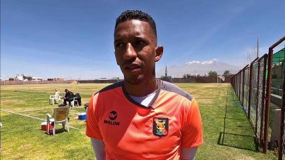 Jhonny Vidales quiere revancha con Melgar: