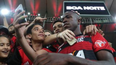 Vinicius Junior podría hacer la pre-temporada con el Real Madrid
