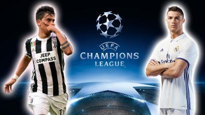Champions League: Juventus recibe al Real Madrid en el inicio de los cuartos de final