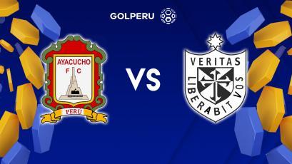 Ayacucho FC y San Martín miden fuerzas en el Miguel Grau
