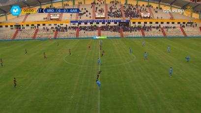EN VIVO por GOLPERU: Sport Rosario 1-1 Real Garcilaso