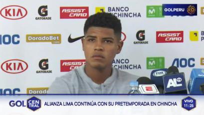 """Wilder Cartagena: """"Volver a Alianza siempre genera una alegría en mí"""""""