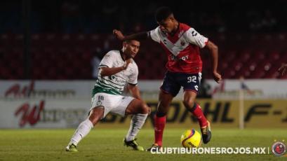 Wilder Cartagena habló sobre su debut en el fútbol mexicano