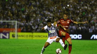 """Wilder Cartagena: """"El objetivo es ganar el Torneo Clausura"""""""