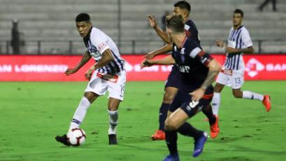 Wilder Cartagena de Alianza Lima:
