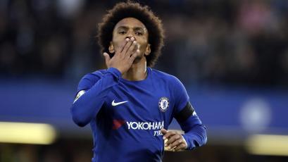 Chelsea venció al Crystal Palace y llegará motivado al Camp Nou