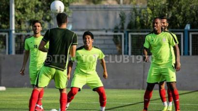 Willyan Mimbela alista su debut con el Tractor Sazi FC en el superclásico de Irán