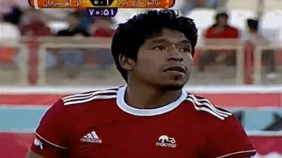 Willyan Mimbela jugó en el 1-0 del Tractor Sazi sobre Gol Gohar por la Pro League de Irán (VIDEO)