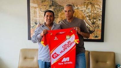 Liga1 Movistar 2020: Wilmar Valencia es el nuevo técnico de Sport Huancayo (VIDEO)