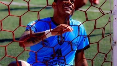 Liga2: Wilmer Aguirre es el flamante refuerzo para la delantera del Santos FC de Nazca
