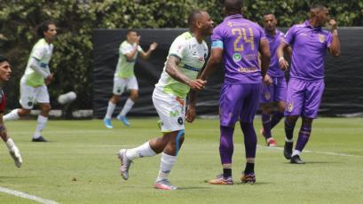 Liga2: Pirata FC venció 2-0 a Comerciantes Unidos con un doblete de Wilmer Aguirre