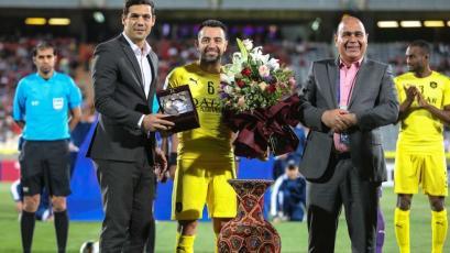 Xavi Hernández se retiró de forma oficial del fútbol a los 39 años