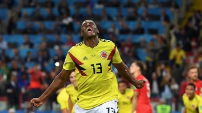 Yerry Mina a un paso de seguir su carrera en la Premier League