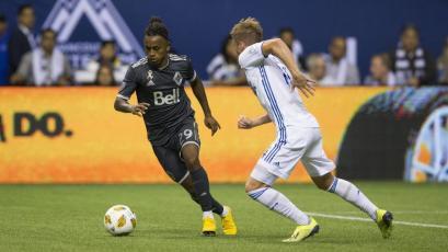 Yordy Reyna vuelve a aparecer en el Equipo de la Semana de la MLS