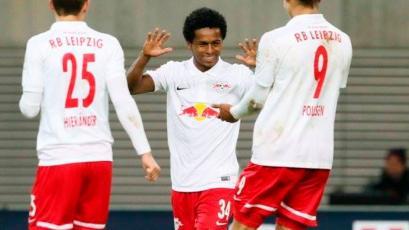 Yordy Reyna, el futbolista peruano que jugó y anotó un gol con camiseta de RB Leipzig (VIDEO)