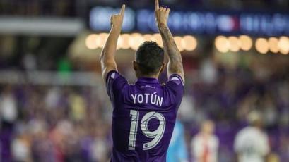 Yoshimar Yotún anotó por segundo partido consecutivo con el Orlando City