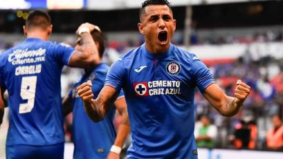 Yoshimar Yotun fue nombrado el mejor pasador en cancha rival del fútbol mexicano