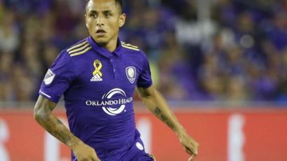 Yoshimar Yotún y Orlando City se entrenaron en la nueva temporada de la MLS