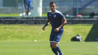 Yoshimar Yotún continúa con su recuperación y volvió a entrenar en Cruz Azul