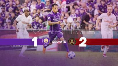Yotún y Orlando City cortaron una racha de victorias en la MLS