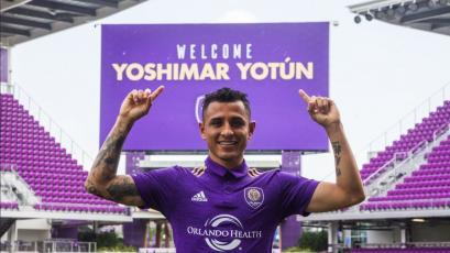 Yoshimar Yotún cumple un año en el Orlando City