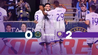 Yotún vio triunfo con el Orlando City en la MLS