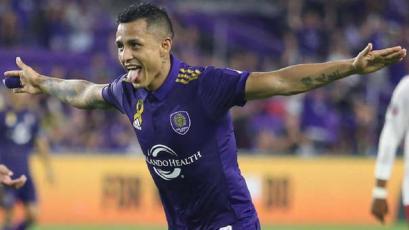 Yoshimar Yotún vuelve a la acción con el Orlando City en la MLS