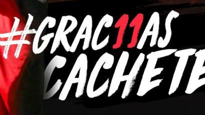 Ysrael Zúñiga se retirará en la última jornada del Torneo Apertura