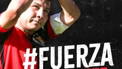 Ysrael Zúñiga: goleador de Melgar sufrió una descompensación cardíaca