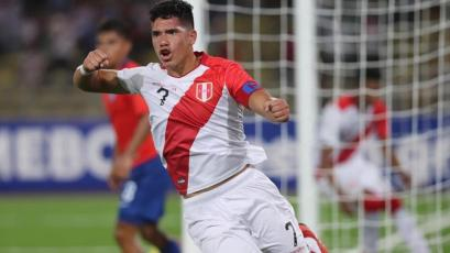 Selección Peruana vs Ecuador: mira el golazo de larga distancia que hizo Yuriel Celi (VIDEO)