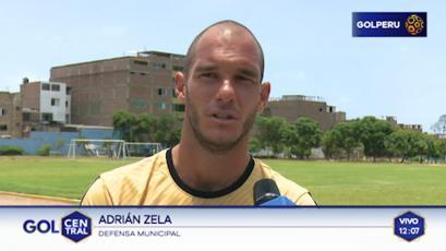 Adrián Zela: