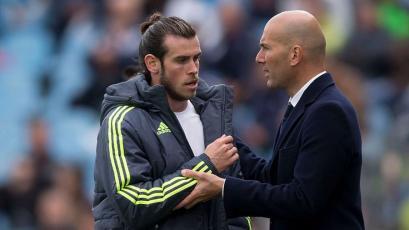 Zidane confirma que el Real Madrid le busca nuevo club a Gareth Bale
