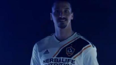 ¡Zlatan Ibrahimovic es nuevo jugador de Los Ángeles Galaxy!