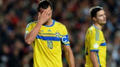 Entrenador de Suecia a Zlatan Ibrahimovic: