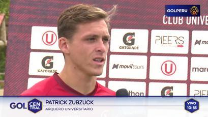Patrick Zubczuck: